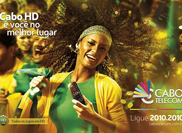 Campanha Cabo telecom 2014