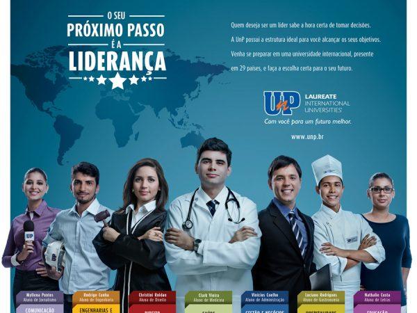 Campanha unp, 2012