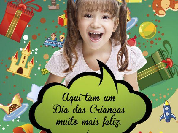 Campanha dias das crianças, Midway Mall