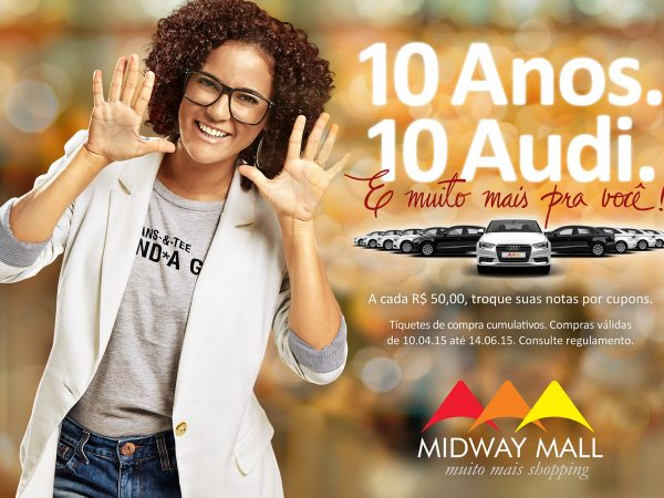 Campanha Midway 10 anos