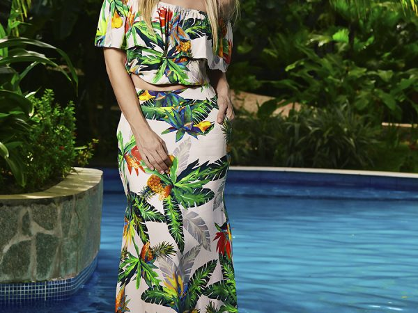 Verão 2017 moda Droff