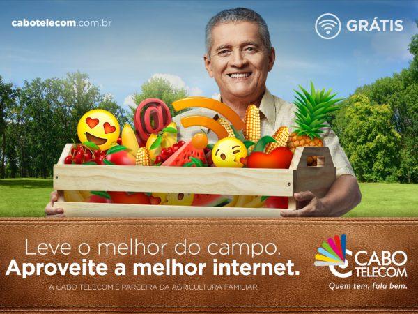 Campanha Cabo telecom