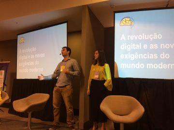Humberto Lopes e convidado a palestra em congresso científico de Psicologia.